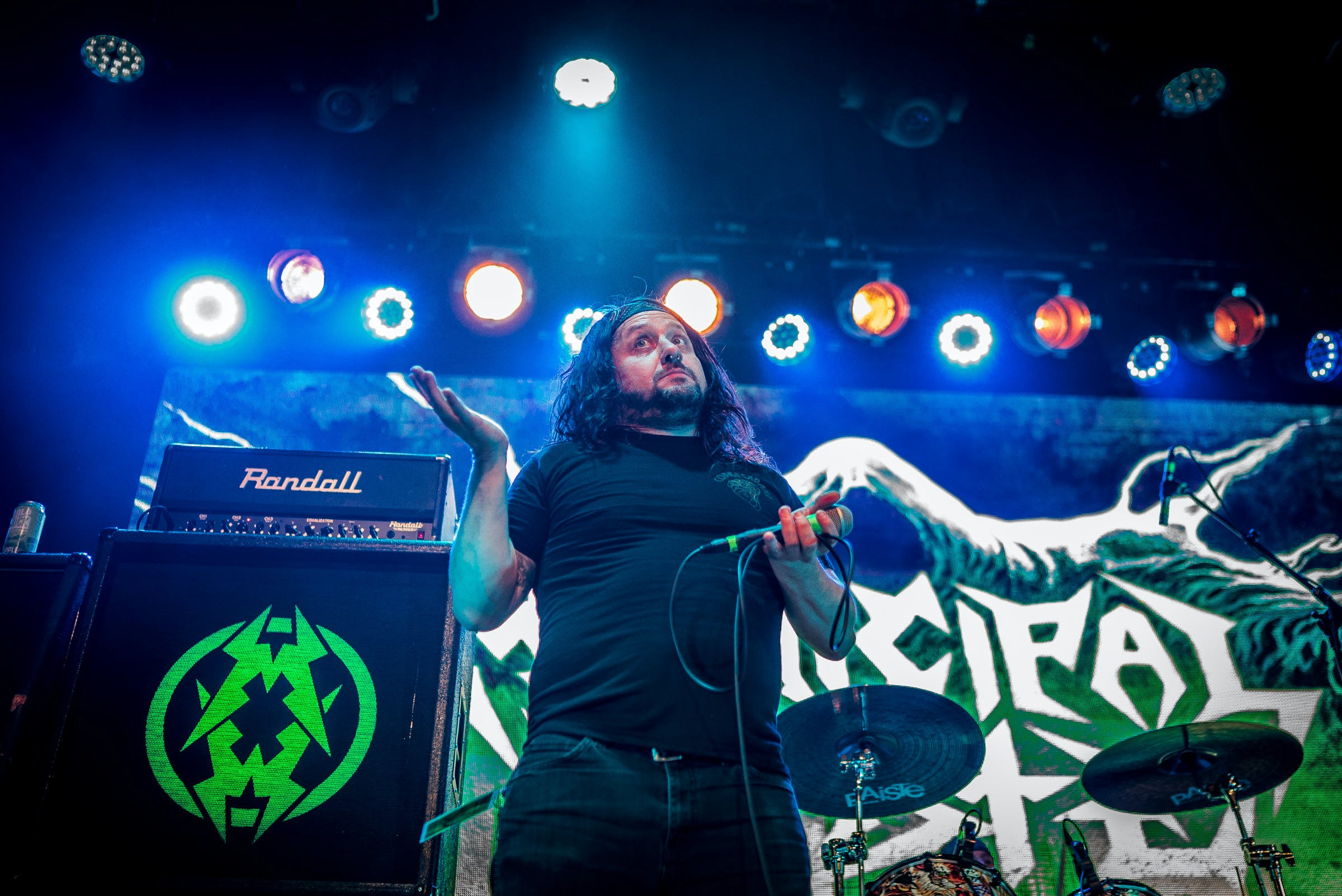 Municipal Waste, Nuclear Assault, Toxic Holocaust, And Haunt Leave Brooklyn In Ruins On Speed Of The Wizard Tour
