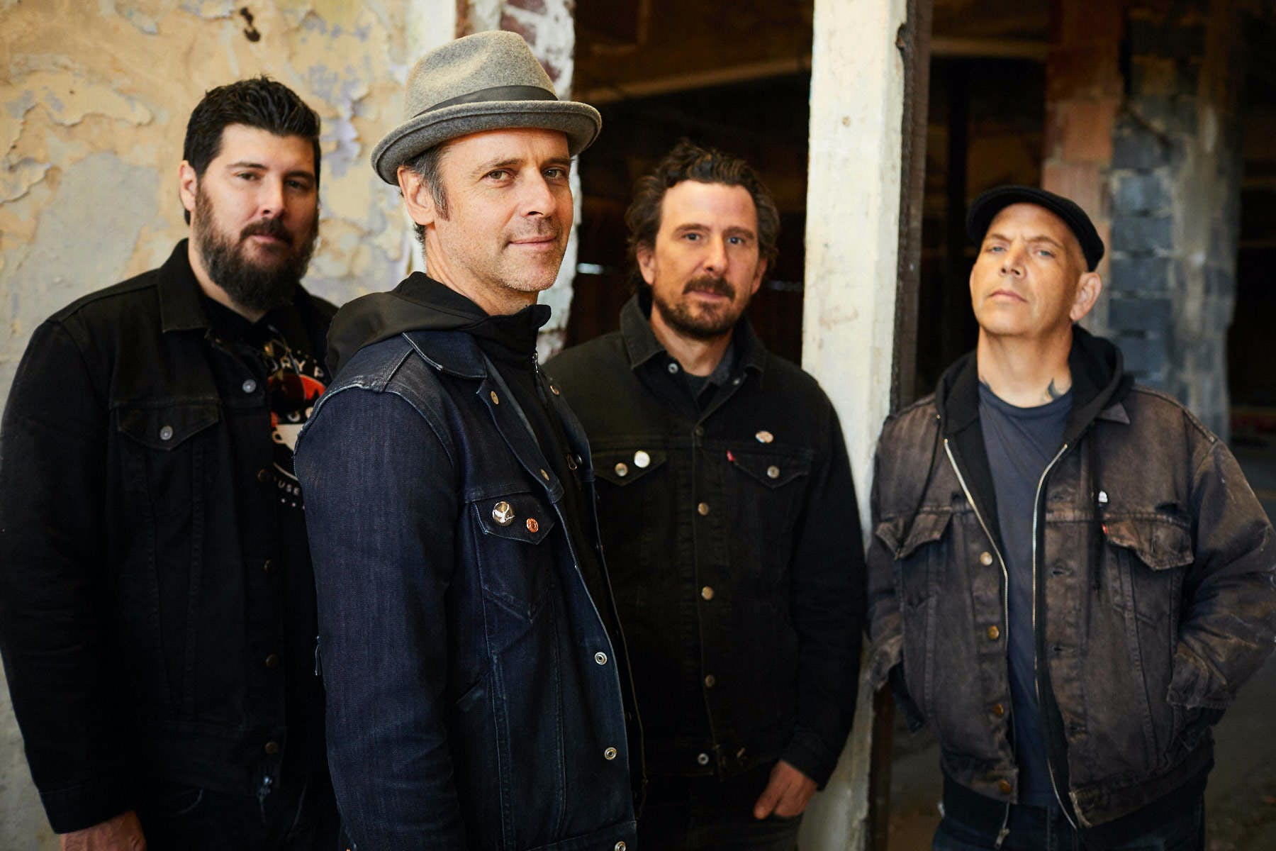 14622 The Bouncing Souls 2018  Mg 3301