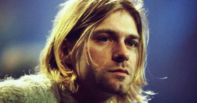 Listen To A New Kurt Cobain Demo, Sappy