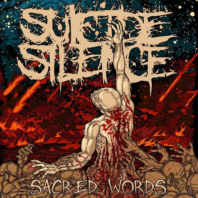Suicide Silence To Release New EP, Sacred Words