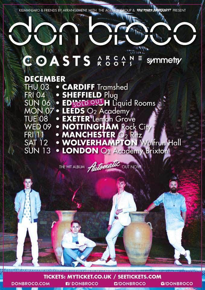 Don Broco Announce UK Tour Supports