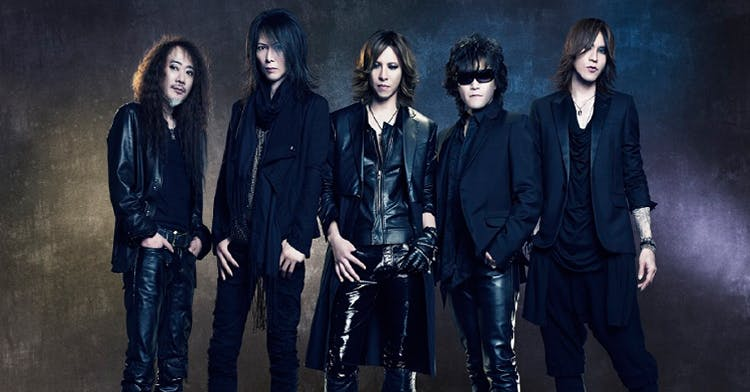 X Japan Premiere New Video, Born To Be Free