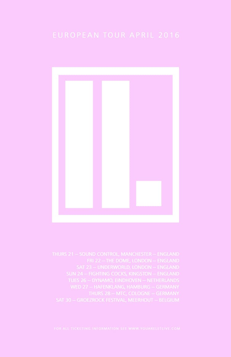 letlive. Announce UK Shows