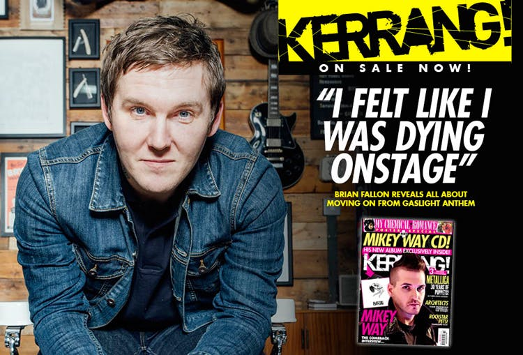 "Brian Fallon: ""I Want These Songs To Feel Like A Friend"""
