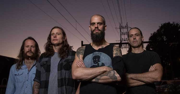 Baroness Reveal Shock Me Video