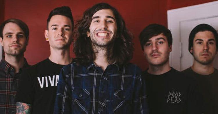 Real Friends Release Video For Scared To Be Alone