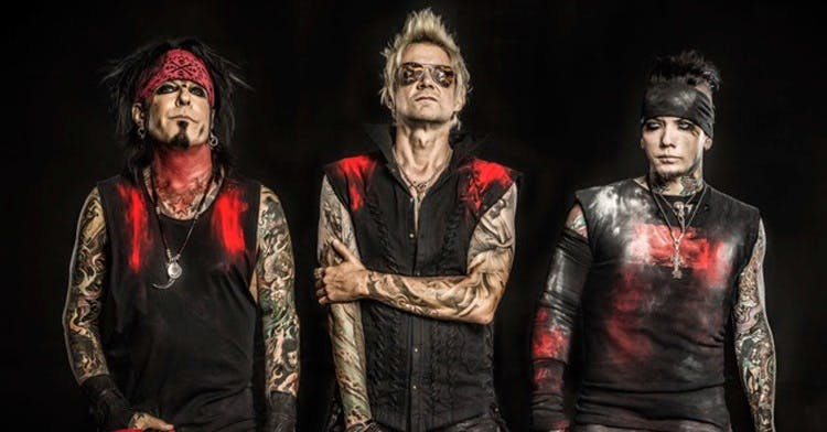 Sixx:AM Launch Don't Be Evil, Youtube Campaign