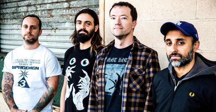 Hear Hesitation Wounds' Blistering New Single Operatic
