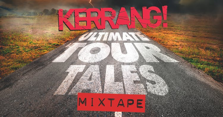 Ultimate Tour Tales: The Mixtape!