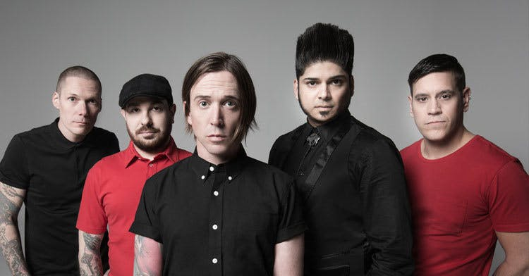 Billy Talent Unveil New Lyric Video For Afraid Of Heights