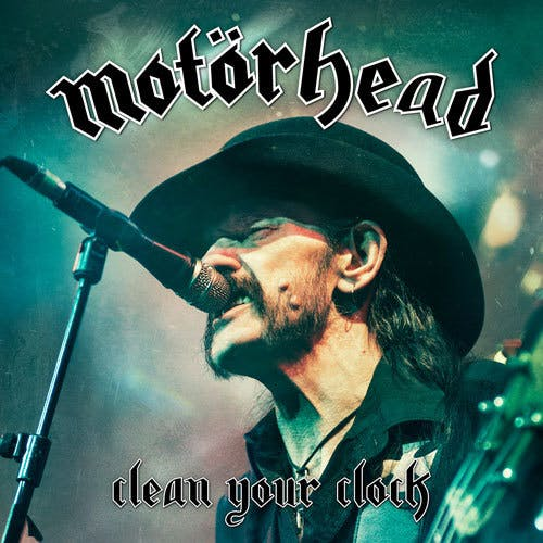 Watch Clip From Motörhead's New Live DVD