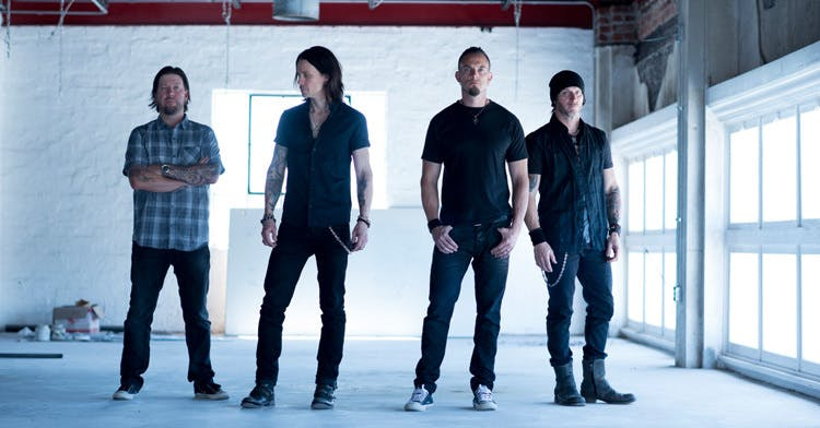 Alter Bridge Announce Arena Tour With Volbeat And Gojira