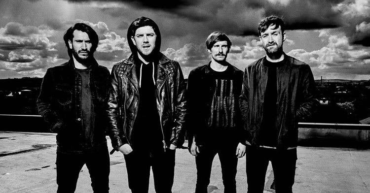 Twin Atlantic Confirm Huge UK Tour