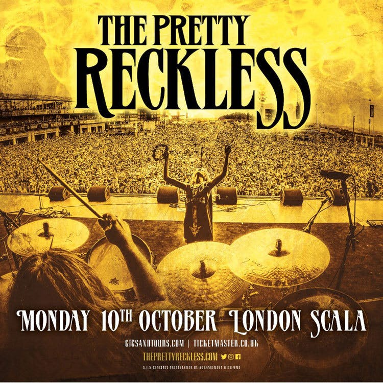 The Pretty Reckless Announce London Show