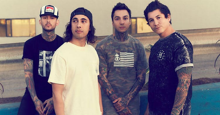 Pierce The Veil Debut New Video For Dive In