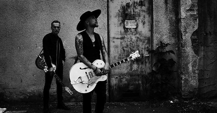 Me And That Man (Ft Nergal From Behemoth) Reveal First Single