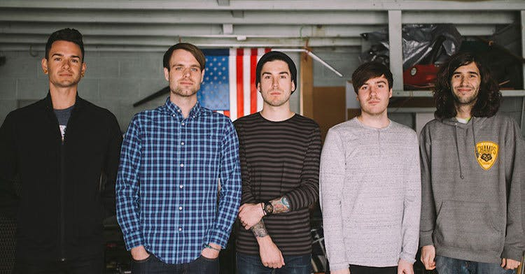 Real Friends Release Video For Empty Picture Frames