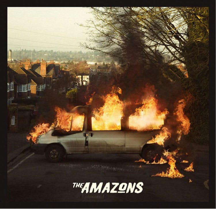 The Amazons Announce Release Date For Debut Album