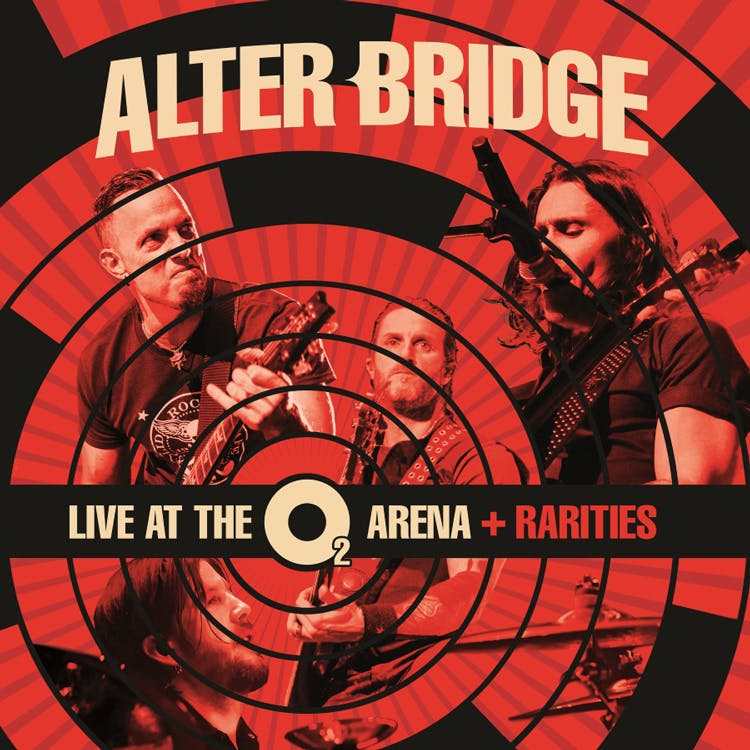 Alter Bridge Will Be Playing Two Very Special London Shows