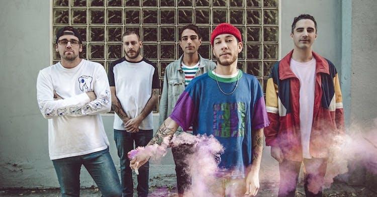 Hellions Drop New Single Featuring You Me At Six's Josh Franceschi