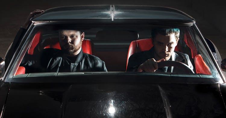 Stream The New Royal Blood Album, How Did We Get So Dark?