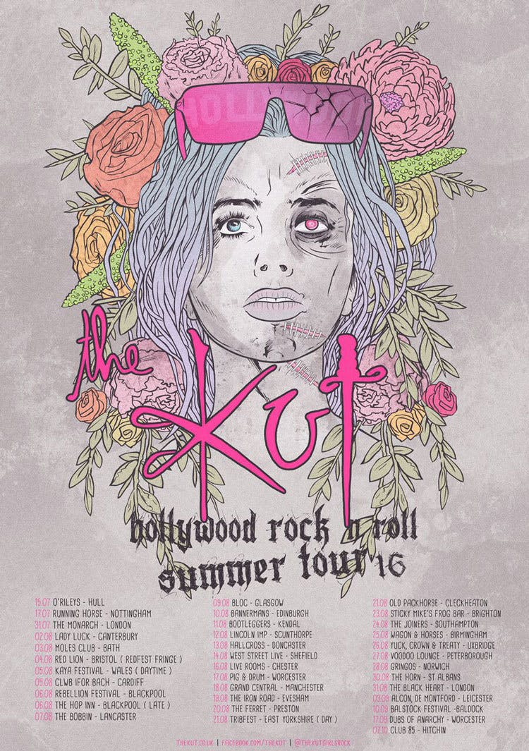The Kut Tour