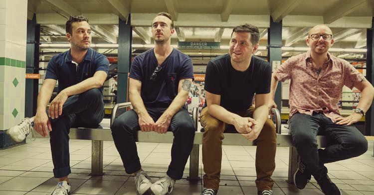 The Menzingers Have Finished Recording Their New Album