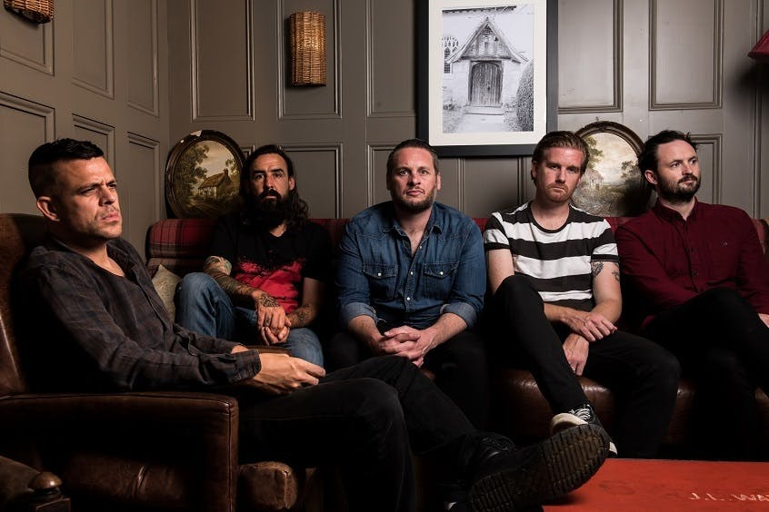 Vocalist David Jakes Has Left Lonely The Brave