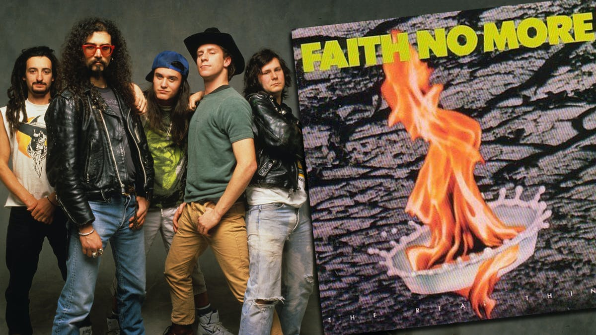 Faith No More: The Inside Story Of The Real Thing