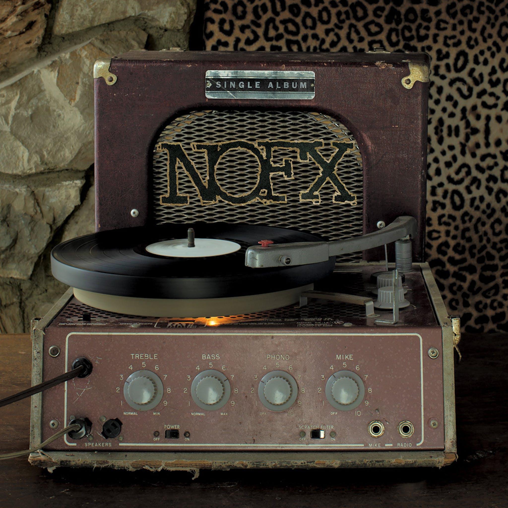 NOFX Single Album artwork