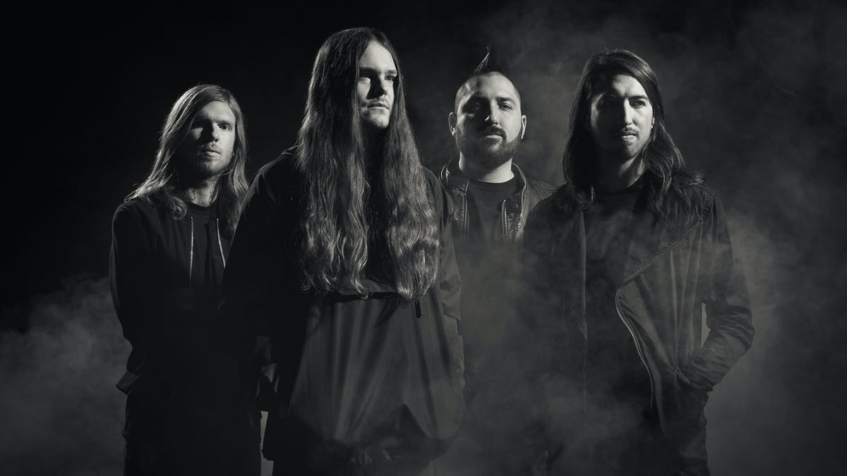 Of Mice & Men's Aaron Pauley teases trilogy of EPs in 2021
