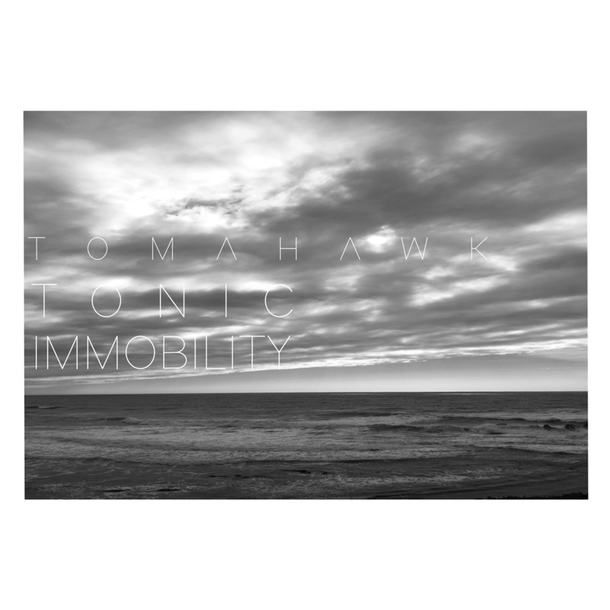 Tomahawk Tonic Immobility album cover