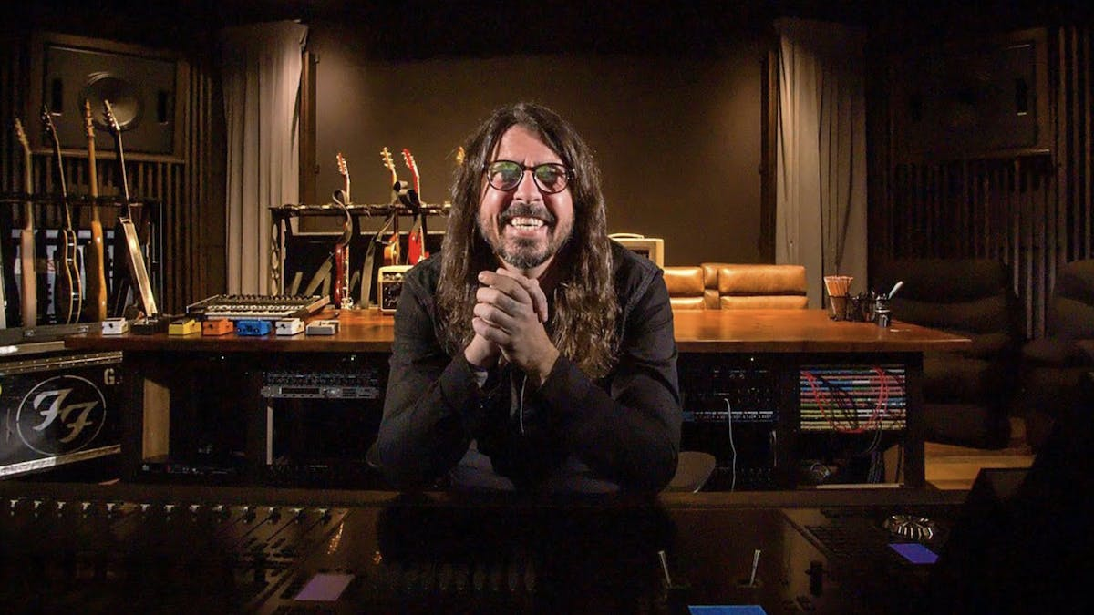 Watch the trailer for Dave Grohl's upcoming career-spanning interview on BBC Two