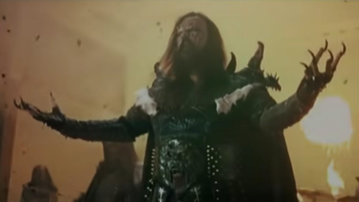 Lordi to perform at Eurovision's Grand Final in May