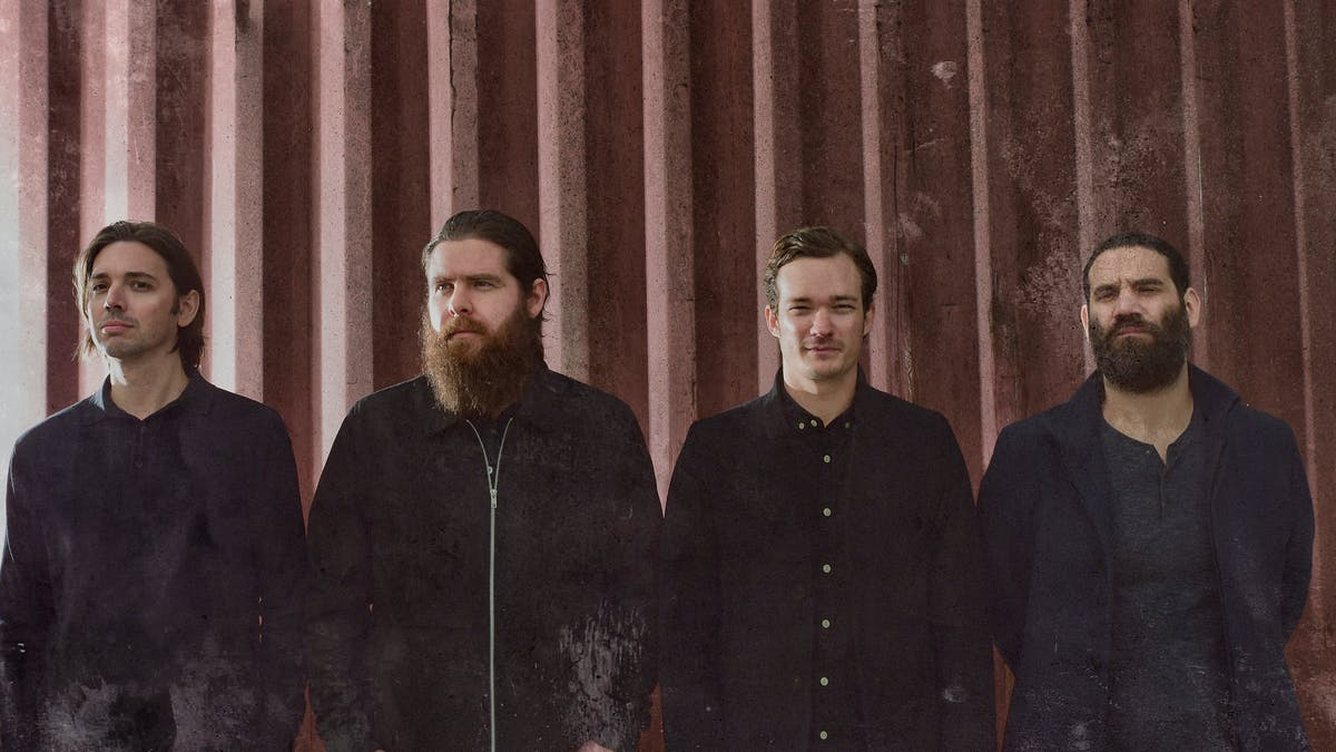 Manchester Orchestra have released a new single and video, Keel Timing