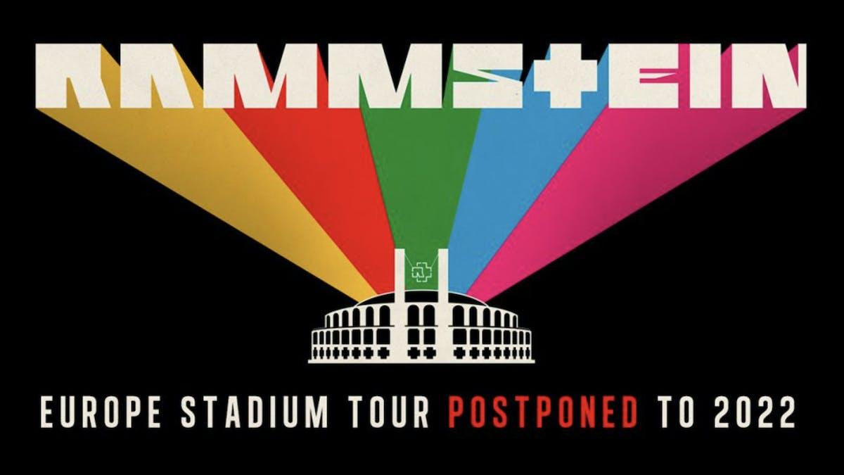 Rammstein reschedule European 2021 stadium tour — Kerrang!