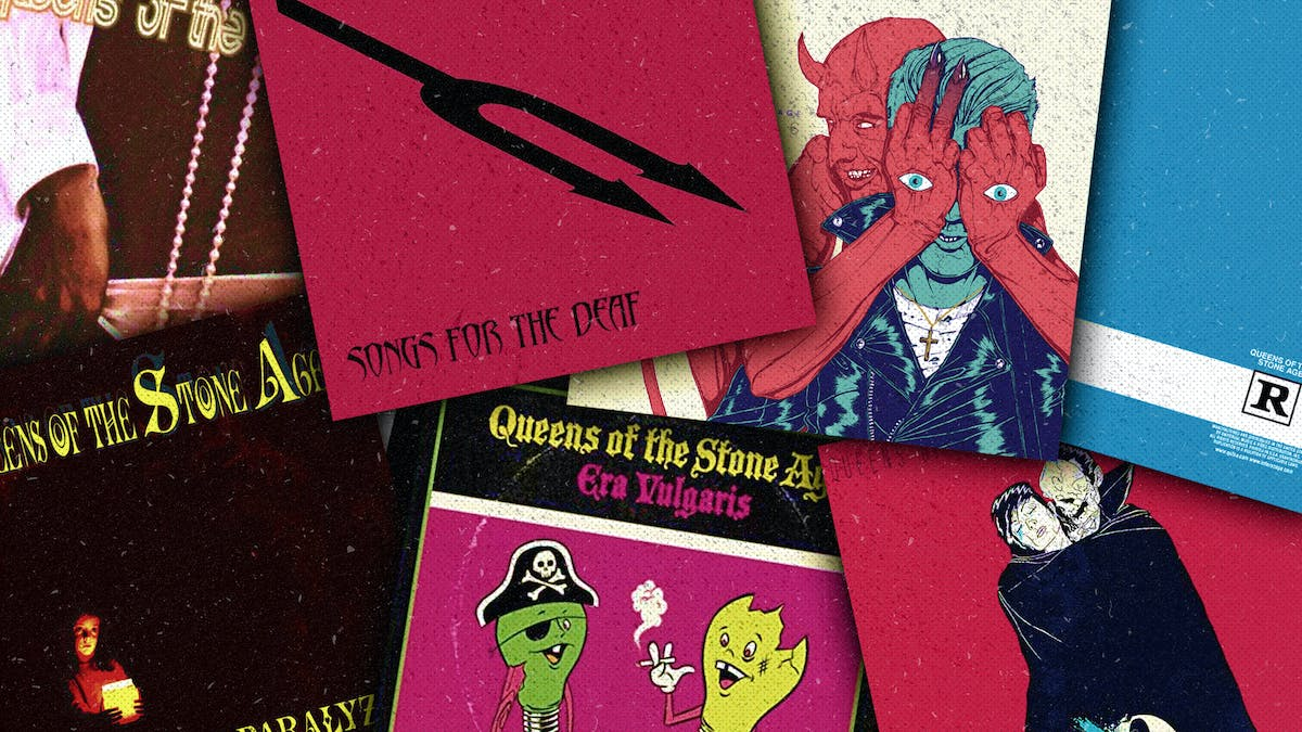 Queens Of The Stone Age: Every album ranked from worst to best — Kerrang!