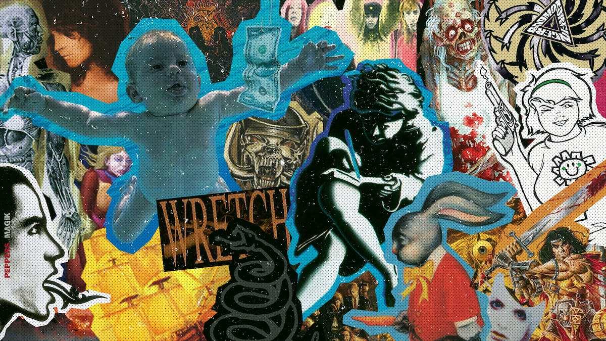 The 50 best albums from 1991 — Kerrang!