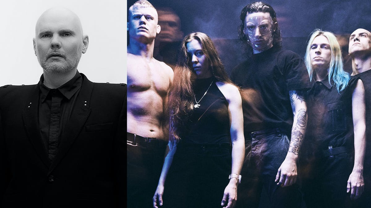 "Billy Corgan has been working on ""blistering"" new Code Orange songs — Kerrang!"