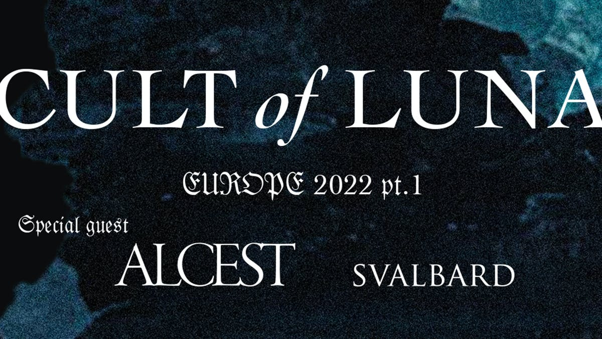 Cult of Luna announce 2022 European / UK headline tour with Alcest and Svalbard — Kerrang!