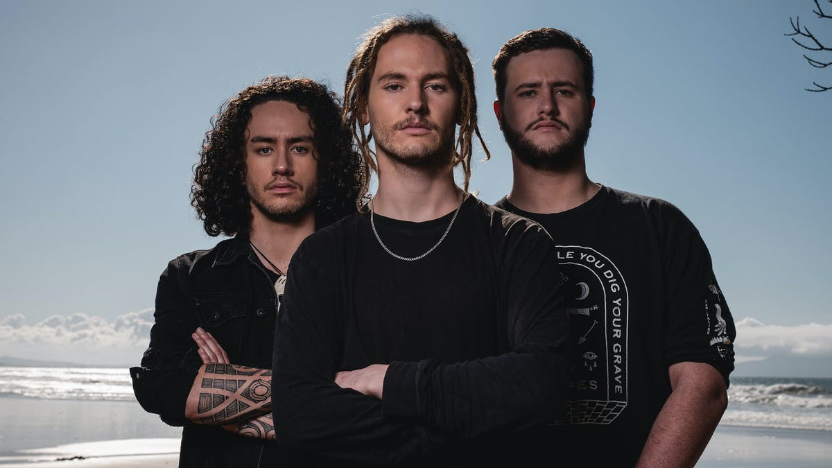 Alien Weaponry are bringing Māori mythology to the masses — Kerrang!