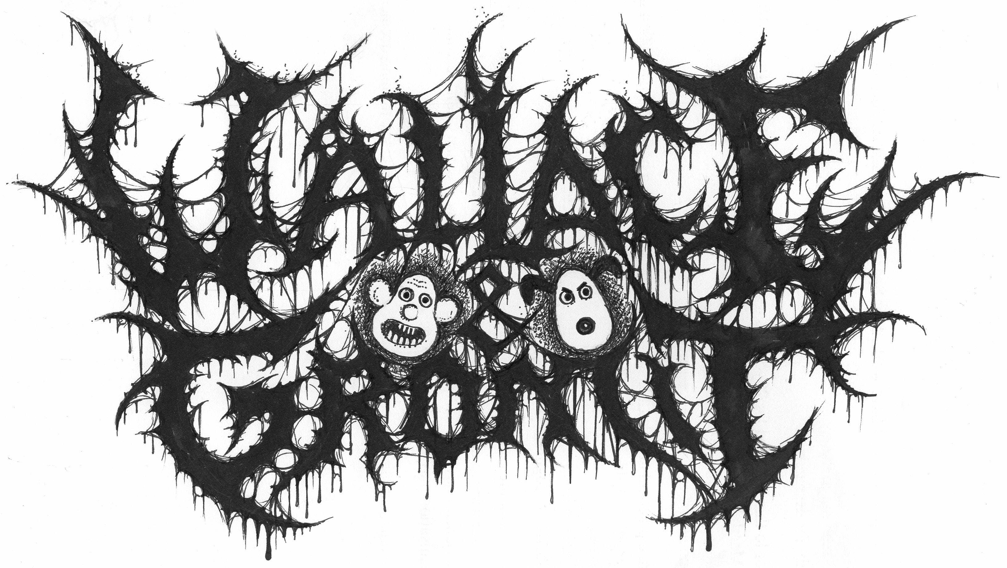 Inside The World Of Extreme Metal Logos — Kerrang!