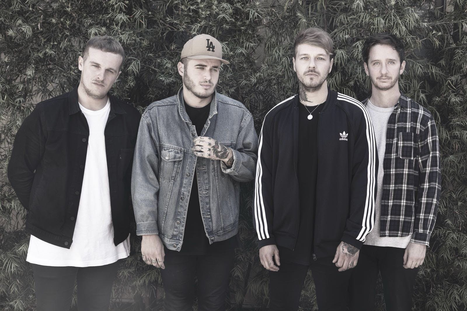 Moose Blood Tease New Single Talk In Your Sleep