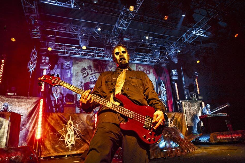 In Pictures: Remembering Slipknot's Paul Gray
