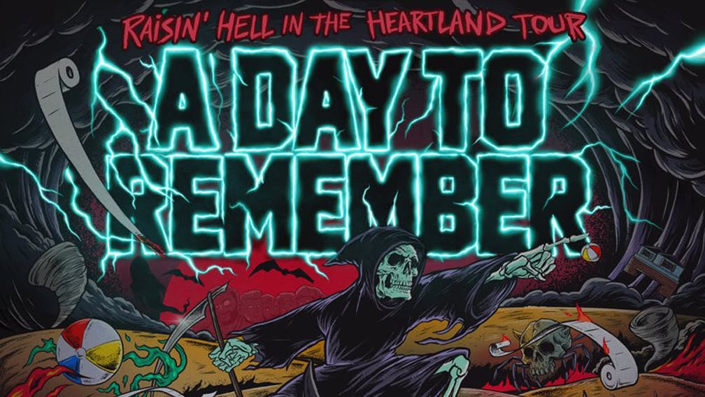 A Day To Remember Announce Tour With Knocked Loose And Boston Manor