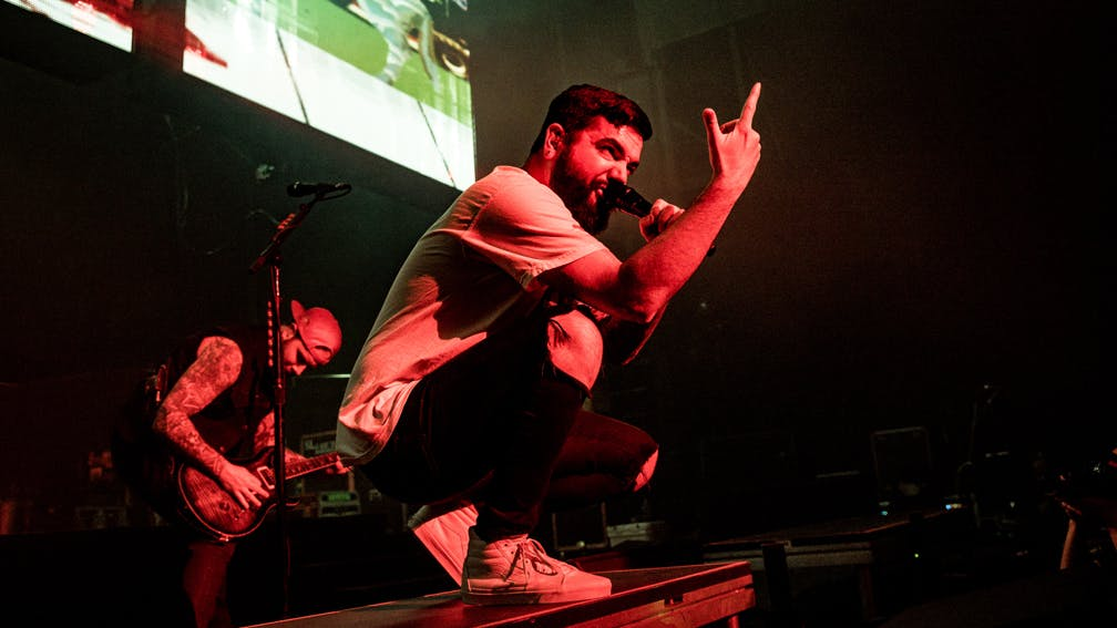 Gallery: A Day To Remember Celebrate 15 Years In The Making In New York