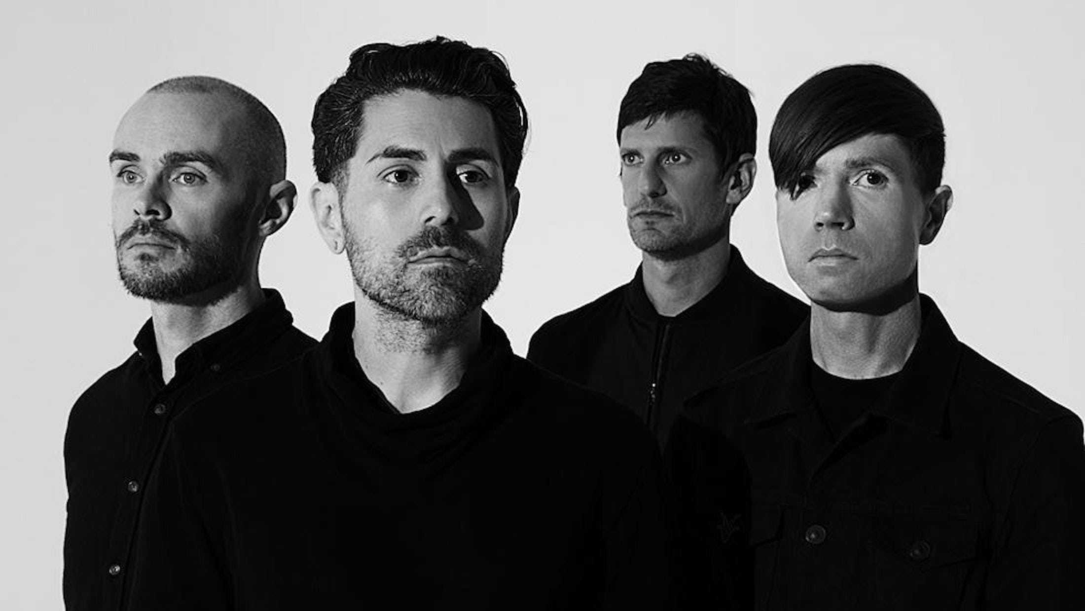 """AFI Wrote """"Countless Songs"""" For New EP, Says Davey Havok"""