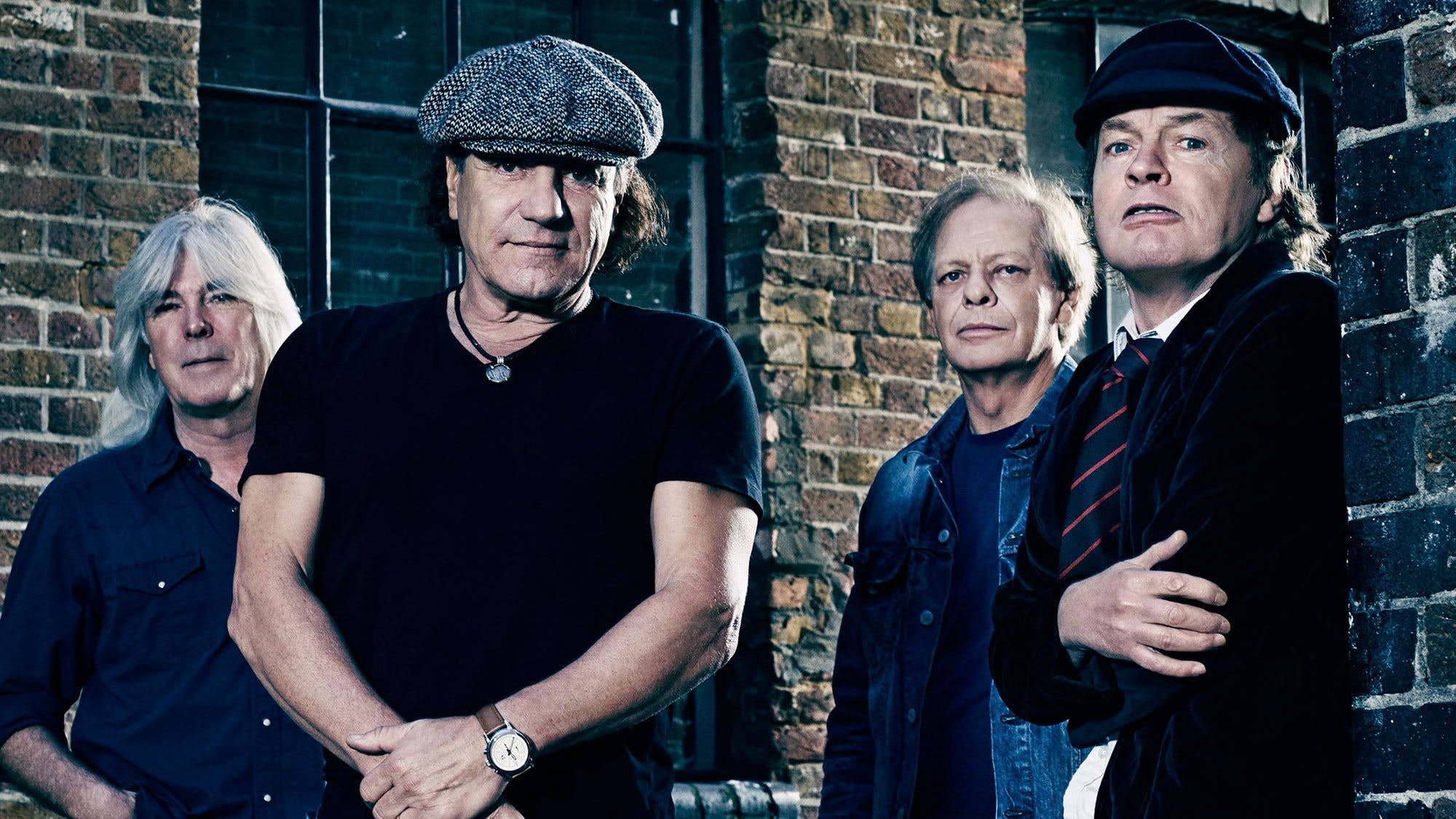 "AC/DC Will ""Absolutely"" Tour Again With Brian Johnson"