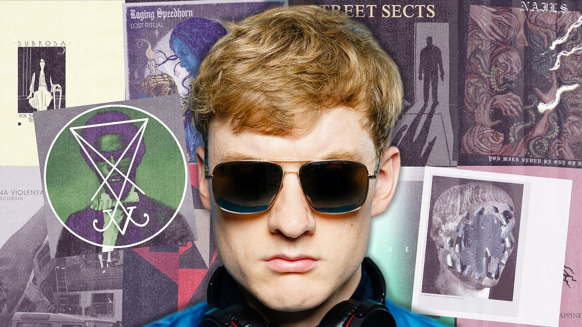 James Acaster's 10 Favourite Metal Albums From 2016