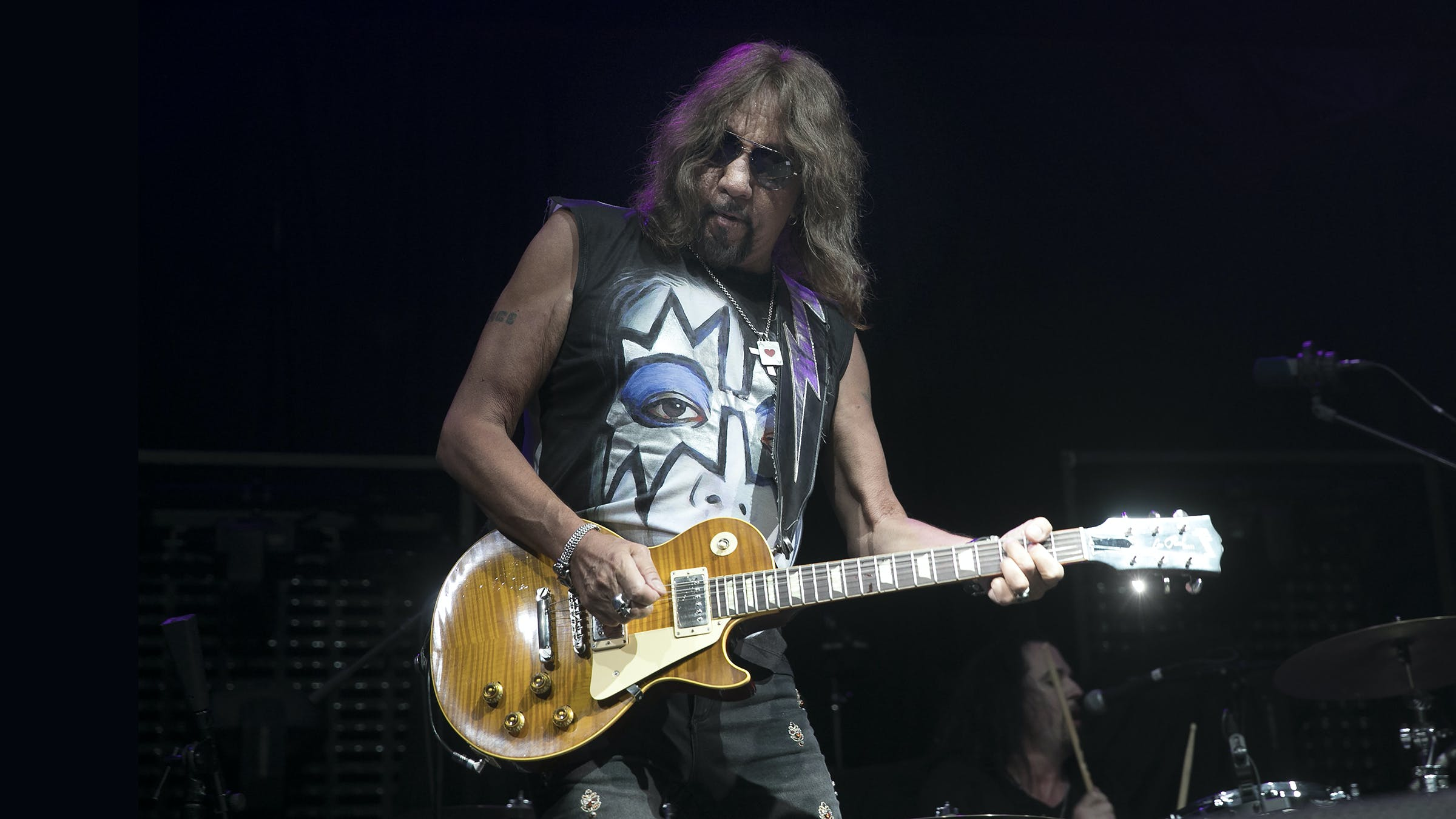 rock soldier on the road with kiss legend ace frehley kerrang. Black Bedroom Furniture Sets. Home Design Ideas
